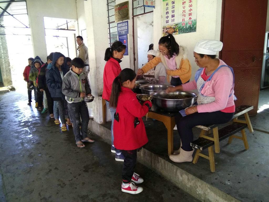 芒东镇帮别小学2016年秋季学期勤工俭学工作小结