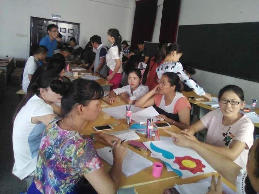 第四期双语学校骨干教师跟班培训心得体会