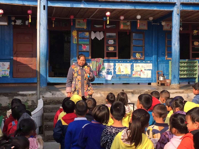 2018年芒东镇幼儿园寒假致家长的一封信