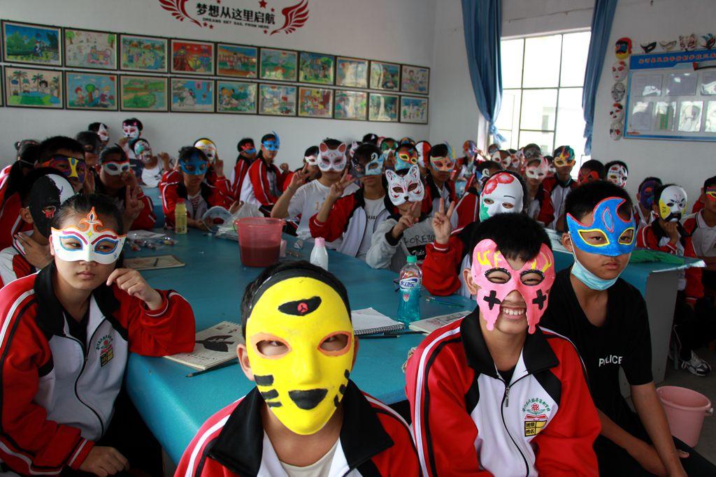 梁河县青少年学生校外活动中心 积极推进校园社团活动开展工作